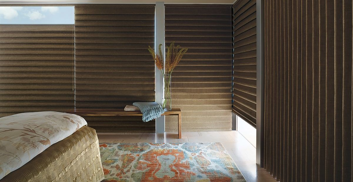 River Vale Window Treatments