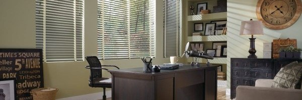 Faux Wood Blinds in New Jersey