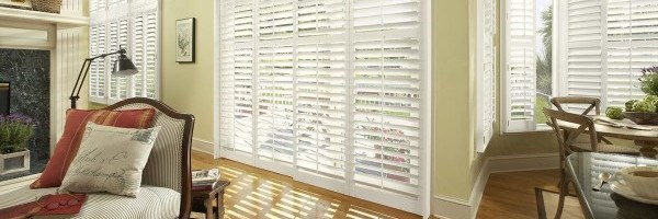 Plantation Shutters in New Jersey