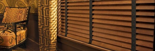 Wood Blinds in New Jersey