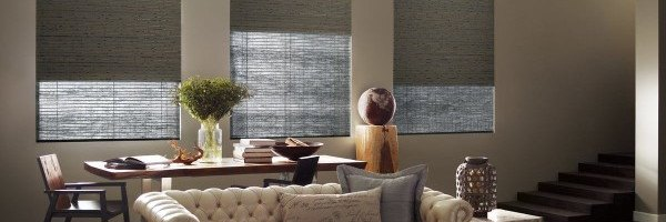 Woven Wood Shades in New Jersey